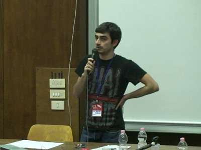Jacopo Franzoi - Extreme Project Evaluation