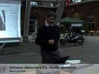Marco Ciurcina - Software Libero nelle P.A.: Novità Normative